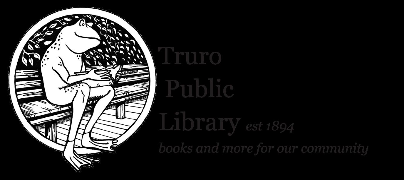 Truro Library logo