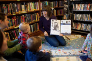 Musical Storytime with Miss Julie @ Truro Public Library | North Truro | Massachusetts | United States