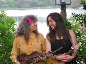 Denya LeVine & Julie Charland - Winter Music Series @ North Truro | Massachusetts | United States