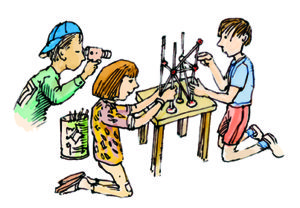 STEAM DROP-IN: Rube Goldberg Contraptions @ Truro Public Library | North Truro | Massachusetts | United States