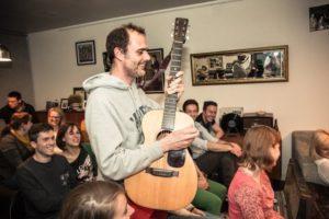 Michael Holt - Winter Music Series @ North Truro | Massachusetts | United States