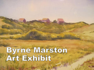 May Art Exhibit: Byrne Marston @ Truro Public Library | North Truro | Massachusetts | United States