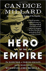 Truro Library Book Group -- Hero of the Empire: The Boer War, a Daring Escape, and the Making of Winston Churchill @ North Truro | Massachusetts | United States