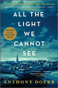"""Truro Library Book Group -- """"All The Light We Cannot See"""" @ Truro Public Library 