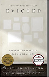 Truro Library Book Group -- Evicted: Poverty and Profit in the American City @ North Truro | Massachusetts | United States