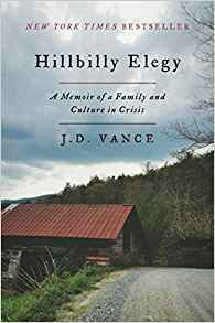 Truro Library Book Group -- Hillbilly Elegy by JD Vance @ Truro Public Library | North Truro | Massachusetts | United States