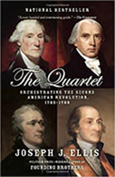 Truro Library Book Group -- The Quartet: Orchestrating the Second American Revolution, 1783-1789 @ Truro Public Library | North Truro | Massachusetts | United States