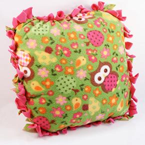 Make a Fleece Pillow @ Truro Public Library   North Truro   Massachusetts   United States