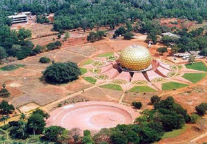 "Film: ""Auroville: City of the Dawn"""