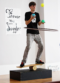 Circus Skills Workshop:  Juggling and Physical Comedy