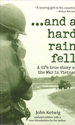 …and a hard rain fell