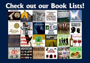 Image showing some of our book list selections