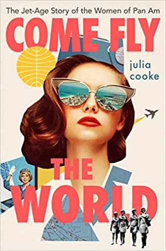 Bookcover: Come Fly the World by Julia Cook